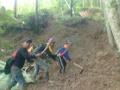 140113 Land slides at teaks areal