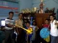 140329 Ibu Dewi with Cibening students