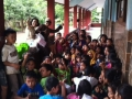141221 Children at SD Cibeureum