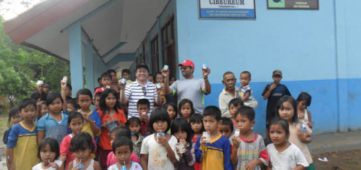 CSR Program for Cibening Elementary School